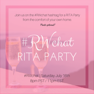 RWchat RITA Party 8pm