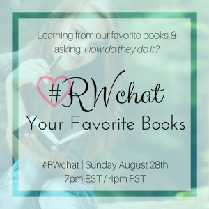 RW chat learning from your favorite books