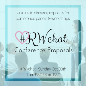 RWchat conference proposals october 30