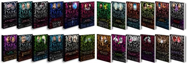 1001 dark nights