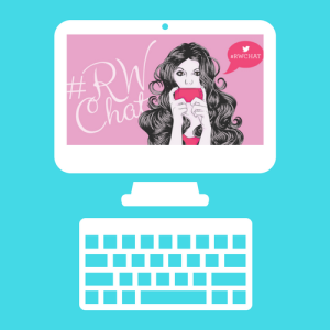 RWchat book promo marketing graphic