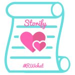 romance writer chat storify graphic