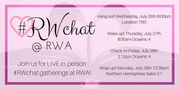 RWchat at RWA