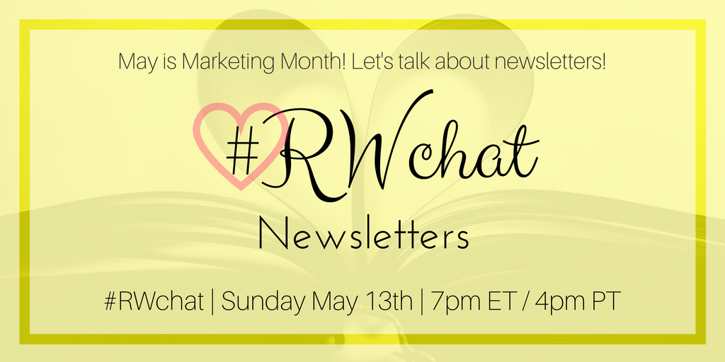 RW chat topic newsletters